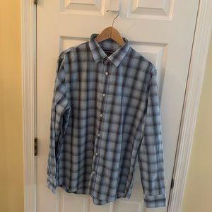 Michael Kors Plaid Shirt
